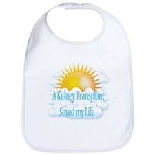 A Kidney Transplant Saved my Life Bib