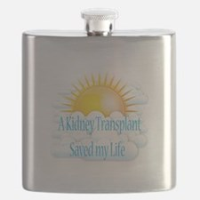 A Kidney Transplant Saved my Life Flask