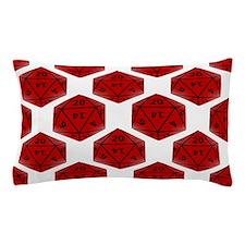 Geek Dice Pillow Case