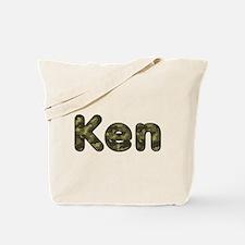 Ken Army Tote Bag