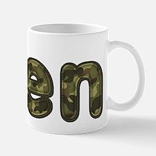 Ken Army Small Small Mug