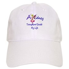 A kidney transplant saved my life fairy Baseball Cap