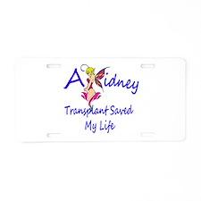 A kidney transplant saved my life fairy Aluminum L