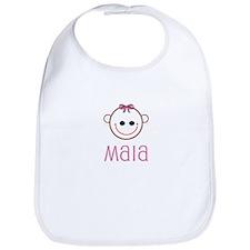 Maia - Baby Face Bib