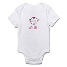 Maia - Baby Face Infant Bodysuit