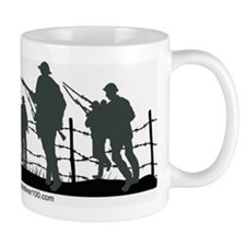 The Great War 100 Small Mug