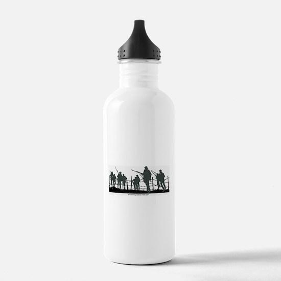 The Great War 100 Sports Water Bottle