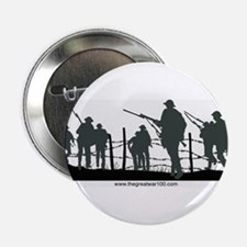 """The Great War 100 2.25"""" Button"""