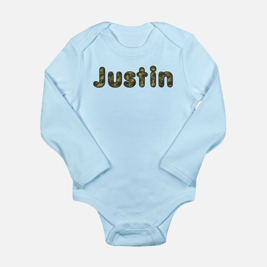 Justin Army Body Suit