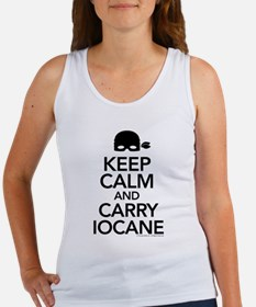 Keep Calm and Carry Iocane Women's Tank Top