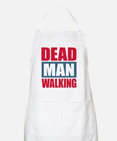 Dead Man Walking Apron