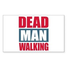 Dead Man Walking Decal