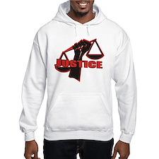 Justice Hoodie Sweatshirt
