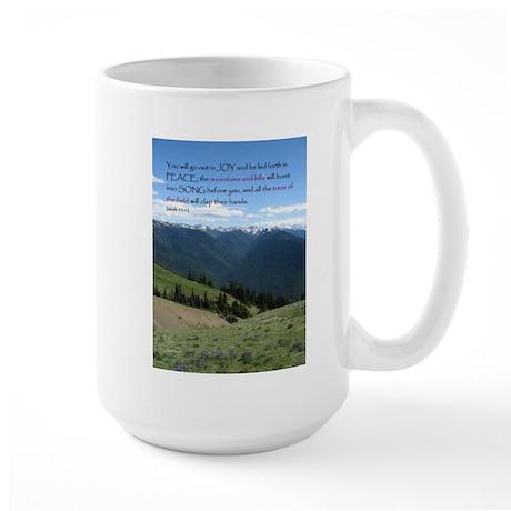 Isaiah 55 Mug