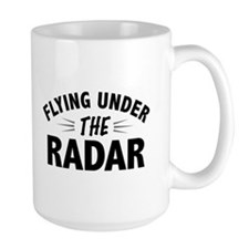 Flying Under the Radar Mug