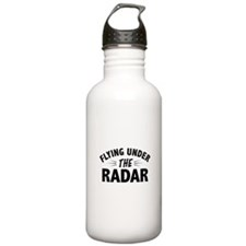 Flying Under the Radar Water Bottle