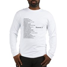 Season 2 Long Sleeve T-Shirt