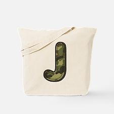 J Army Tote Bag