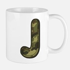 J Army Mug