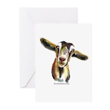 Goat Greeting Cards (Pk of 20)