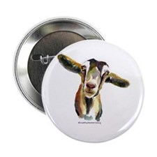 "Goat 2.25"" Button (10 pack)"