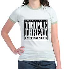 YATP_triple_black T-Shirt