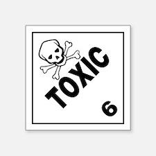 ADR Sticker - 6 Toxic