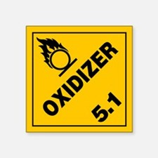 ADR Sticker - 5.1 Oxidizer