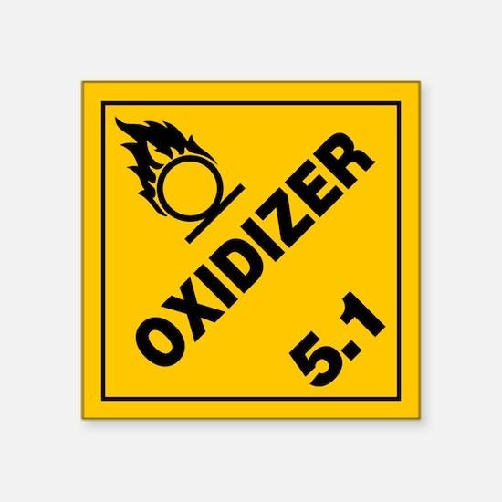 ADR Sticker - 5.1 Oxidizer
