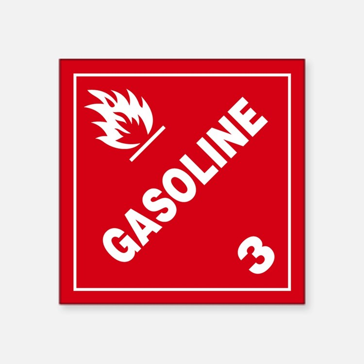 ADR Sticker - 3 Gasoline