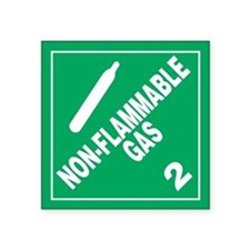 ADR Sticker - 2 Non-Flammable Gas