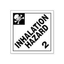 ADR Sticker - 2 Inhalation Hazard