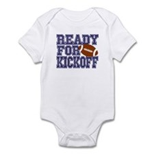 Ready for Kickoff, Football Infant Bodysuit