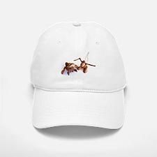 Monkeys-Friends Baseball Baseball Cap