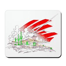 SAILPLANE (MTNS) Mousepad