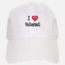 I LOVE MY VOLLEYBALL Baseball Baseball Baseball Cap