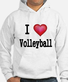 I LOVE MY VOLLEYBALL Hoodie