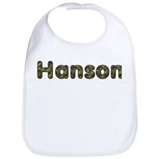 Hanson Army Bib