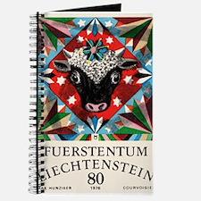 1976 Liechtenstein Taurus Zodiac Postage Stamp Jou