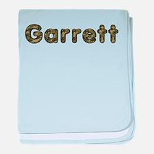 Garrett Army baby blanket