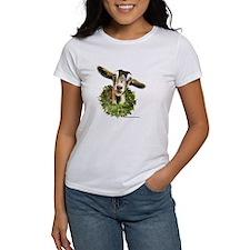 Christmas Goat Tee