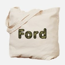 Ford Army Tote Bag