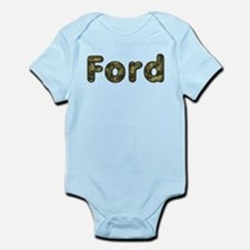 Ford Army Body Suit