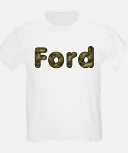 Ford Army T-Shirt