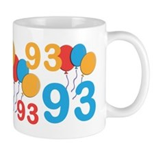 93 Years Old - 93rd Birthday Mug