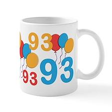 93 years old - 93rd Birthday Mug