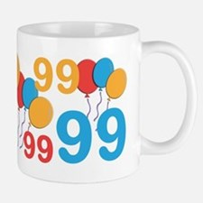 99 Years Old - 99th Birthday Mug