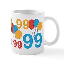 99 Years Old - 99th Birthday Small Mug