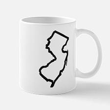 Jersey Outline Mug