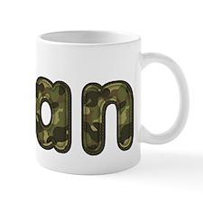 Evan Army Mug